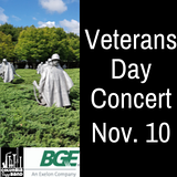 CJB: Veterans Day Concert: The Music of America's Forgotten War