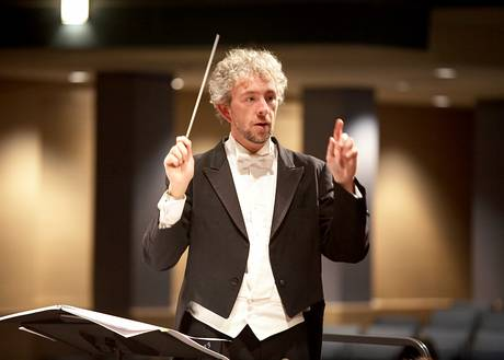 Jason Love, conductor